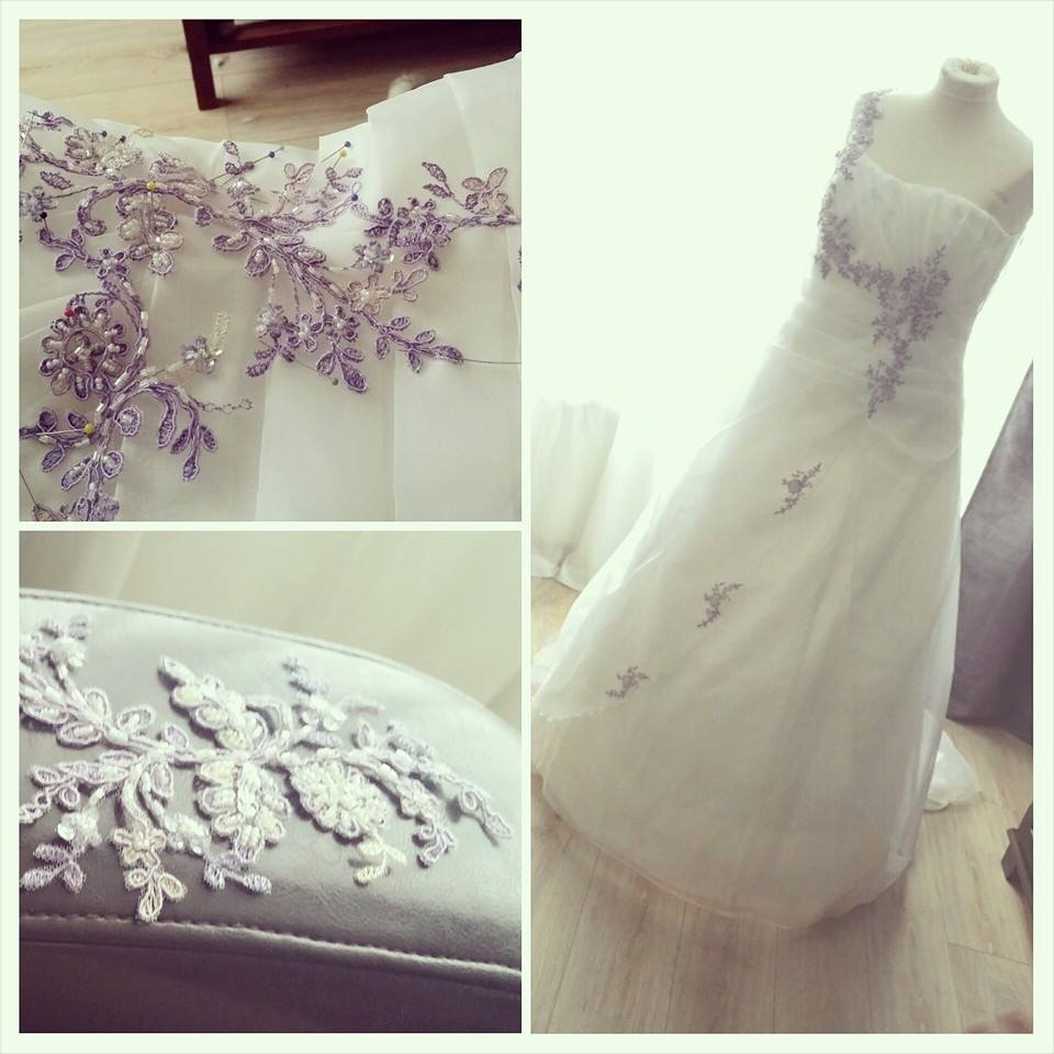 Annets Wedding gown