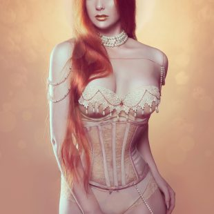 Seductively Sheer Corsets