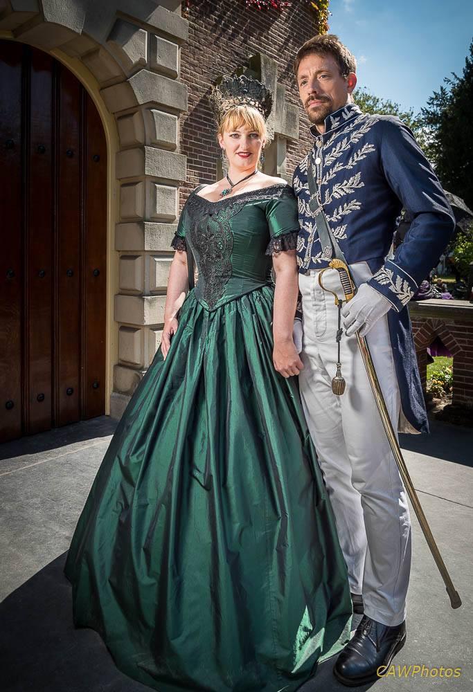 Verna Victorian Gown