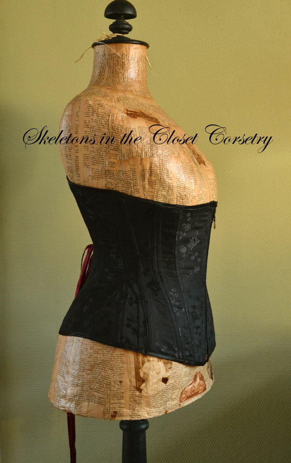 Xiamara Corset by Skeletons in the Closet