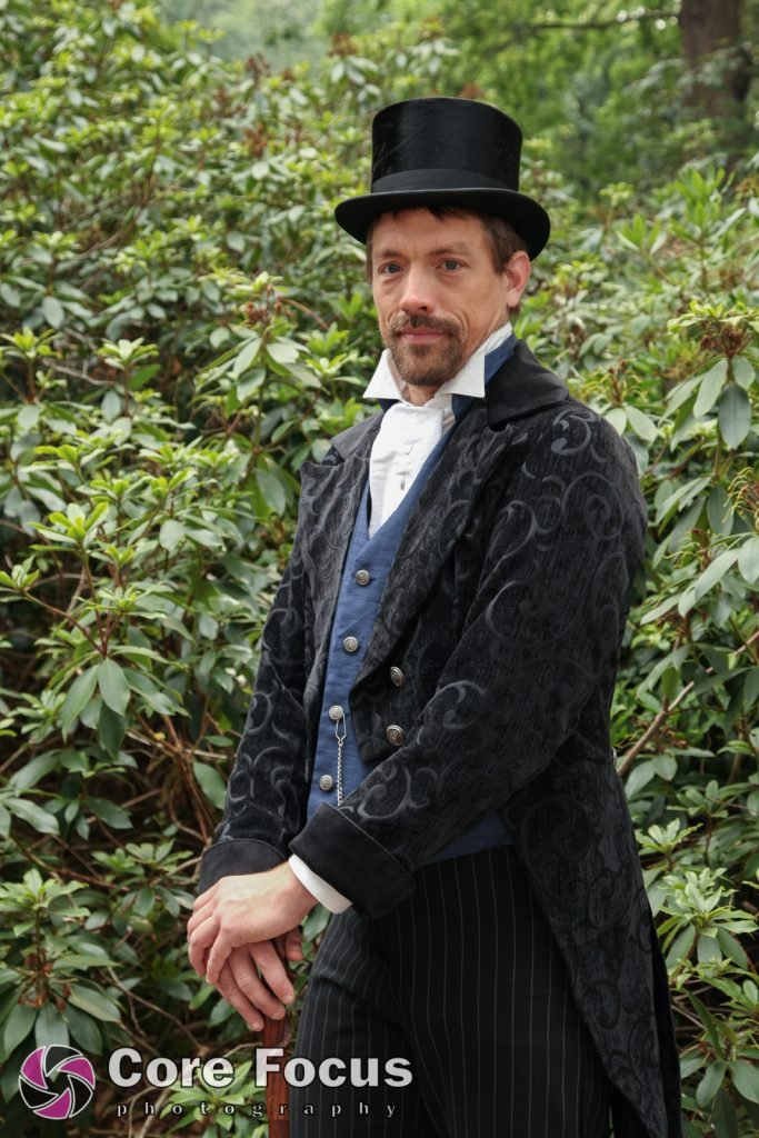 Victorian Gentlemen outfit by Skeletons in the Closet